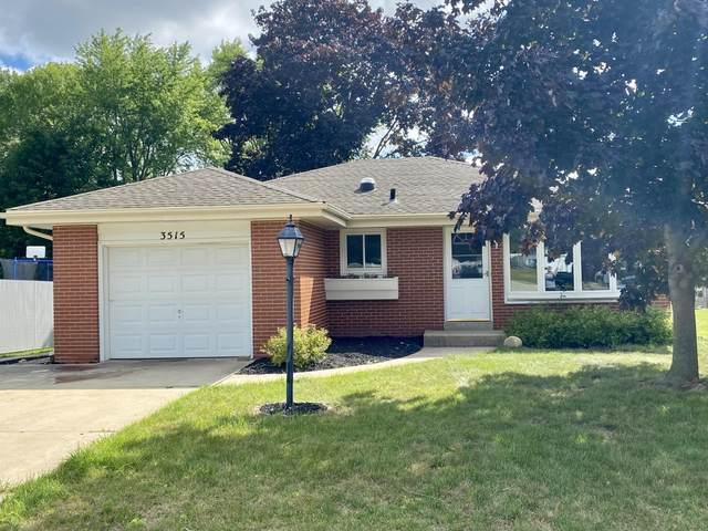3515 Oakwood Dr, Racine, WI 53406 (#1755352) :: Tom Didier Real Estate Team