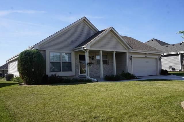 9608 Prairie Crossing Dr., Caledonia, WI 53126 (#1755371) :: Tom Didier Real Estate Team