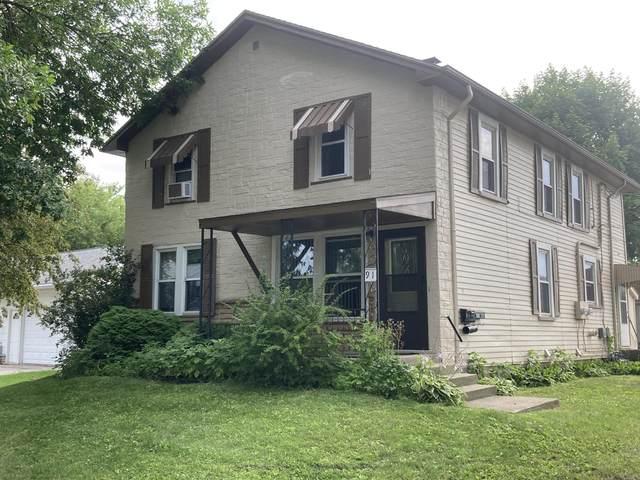 91 Lester St, Marinette, WI 54143 (#1755418) :: Tom Didier Real Estate Team