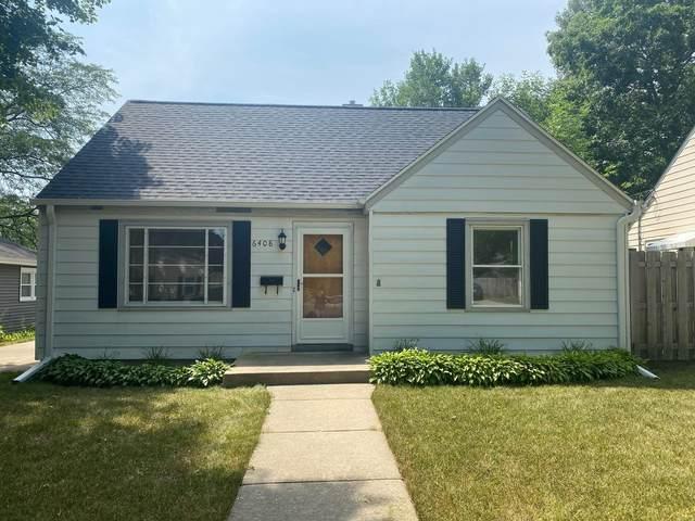 6408 47th Ave, Kenosha, WI 53142 (#1755419) :: OneTrust Real Estate