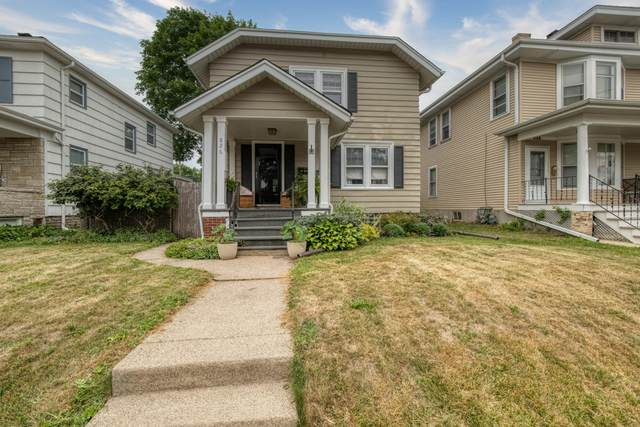826 Hayes Ave, Racine, WI 53405 (#1755480) :: RE/MAX Service First