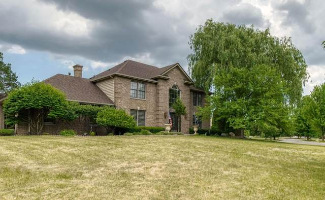 23805 111th St, Salem Lakes, WI 53179 (#1755586) :: Re/Max Leading Edge, The Fabiano Group