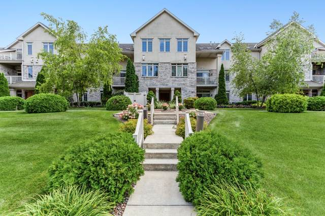 1717 W Green Tree Rd #104, Glendale, WI 53209 (#1755680) :: RE/MAX Service First