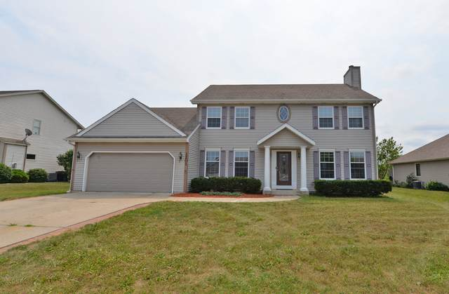 1201 Springfield Ln, Caledonia, WI 53402 (#1755688) :: EXIT Realty XL