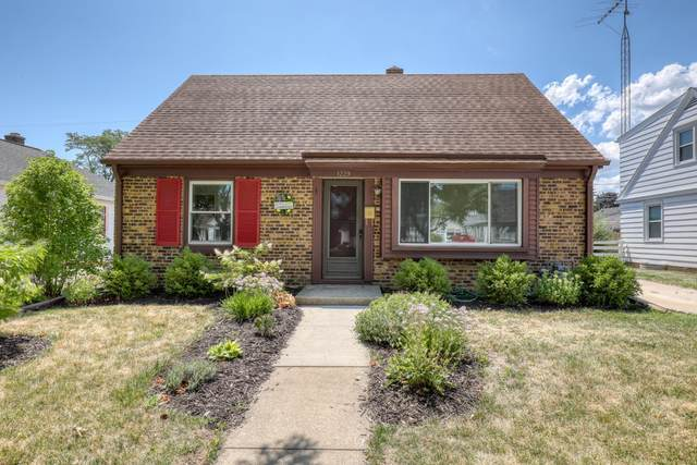 1229 Kingston Ave, Racine, WI 53402 (#1756181) :: EXIT Realty XL