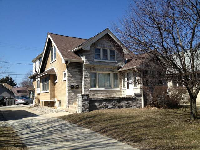 2217 N 60th, Wauwatosa, WI 53208 (#1756487) :: OneTrust Real Estate