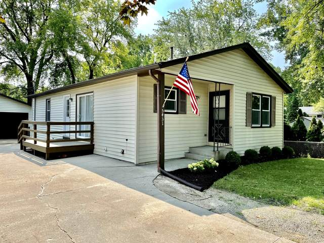 5431 63rd Ave, Kenosha, WI 53144 (#1757394) :: RE/MAX Service First