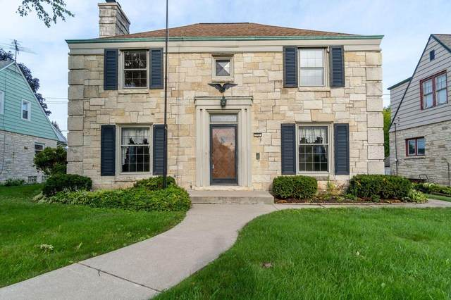 843 S 76th St, West Allis, WI 53214 (#1758209) :: EXIT Realty XL