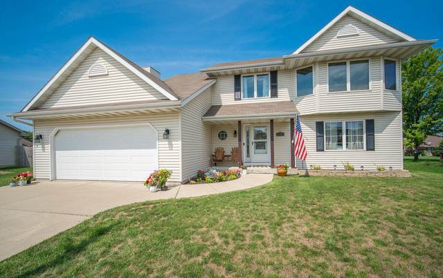 738 Hunter Dr, Mount Pleasant, WI 53406 (#1758478) :: Re/Max Leading Edge, The Fabiano Group