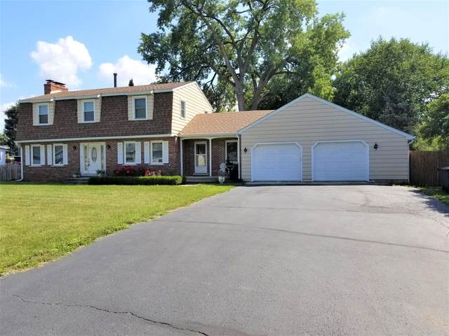12163 223rd Ave, Salem Lakes, WI 53104 (#1758483) :: EXIT Realty XL