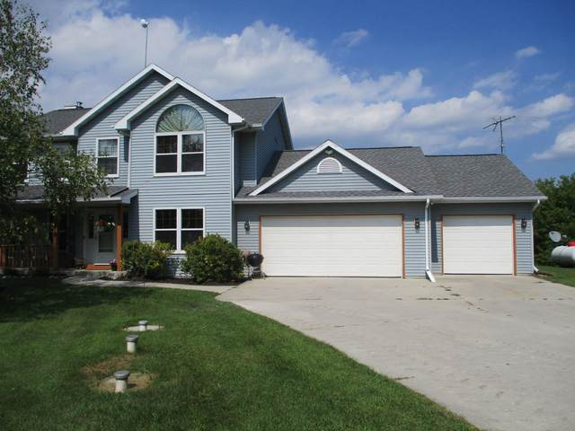 W6410 County Road Mm, Rhine, WI 53020 (#1758764) :: RE/MAX Service First