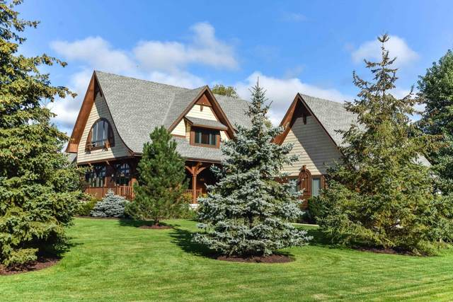 6236 Bald Eagle Rd, Mount Pleasant, WI 53406 (#1758837) :: EXIT Realty XL
