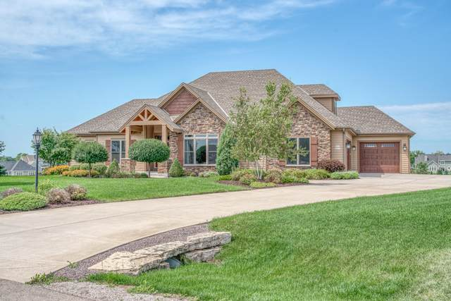 W277N8817 North Face Ct, Lisbon, WI 53029 (#1759491) :: Re/Max Leading Edge, The Fabiano Group