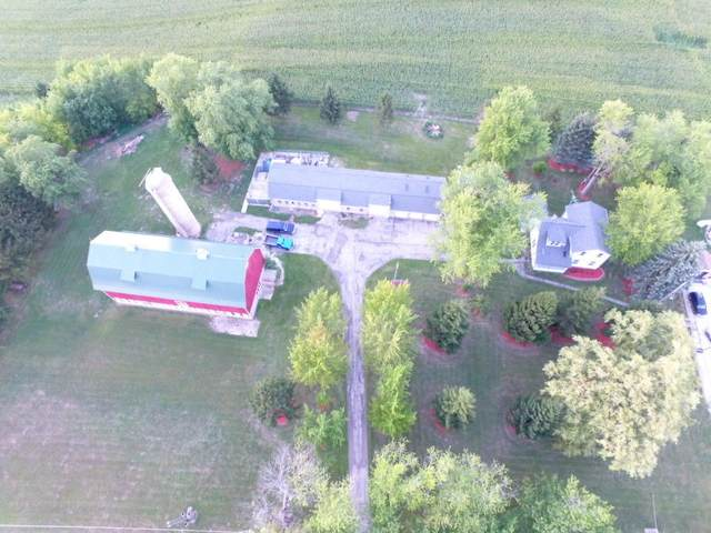 10830 W 5 Mile Rd, Raymond, WI 53126 (#1759756) :: Re/Max Leading Edge, The Fabiano Group