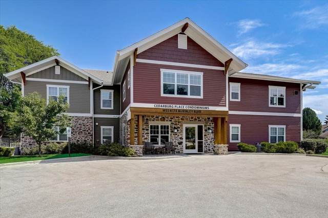 W55N178 Mckinley Blvd #201, Cedarburg, WI 53012 (#1760123) :: Tom Didier Real Estate Team