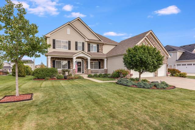 9969 Cooper Rd, Pleasant Prairie, WI 53158 (#1760148) :: EXIT Realty XL