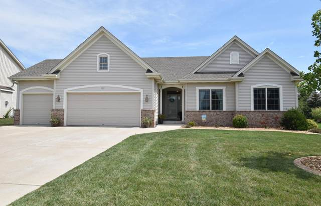 1819 N Sunnyslope Dr, Mount Pleasant, WI 53406 (#1760368) :: RE/MAX Service First
