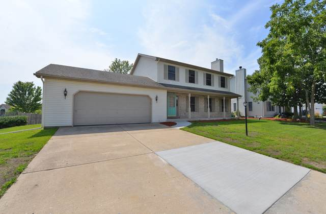 8155 Whitetail Dr, Mount Pleasant, WI 53406 (#1760427) :: EXIT Realty XL