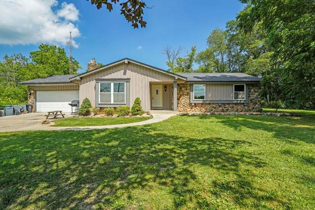 3924 County Road K, Raymond, WI 53126 (#1760592) :: Re/Max Leading Edge, The Fabiano Group