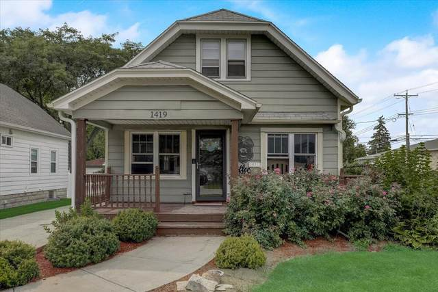 1419 S 169th St, New Berlin, WI 53151 (#1761408) :: RE/MAX Service First