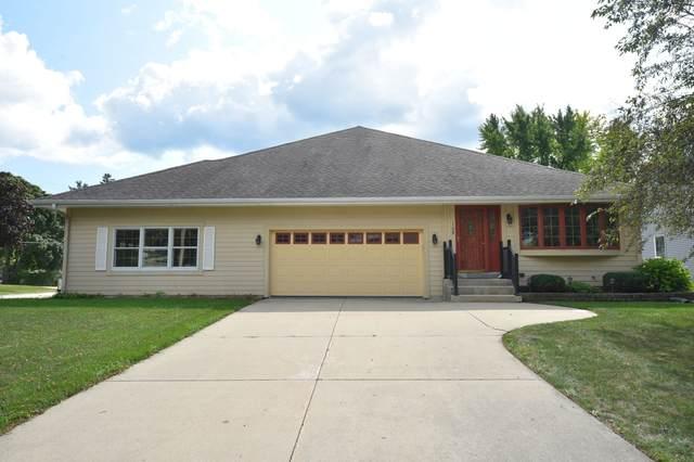 109 W Heilmann Dr, Saukville, WI 53080 (#1761602) :: Tom Didier Real Estate Team