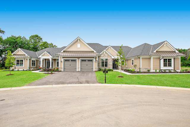 12443 N Crane Bay Ct 5A-L, Mequon, WI 53092 (#1761656) :: Tom Didier Real Estate Team