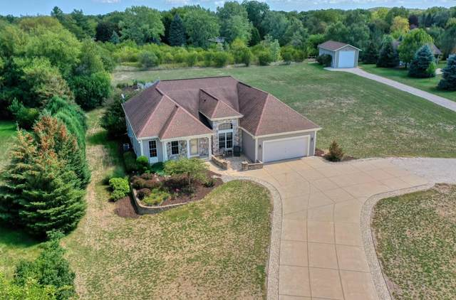 4407 Buckey St, Waterford, WI 53120 (#1761856) :: Re/Max Leading Edge, The Fabiano Group