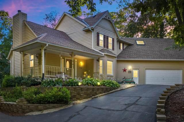 108 Ferris Dr, North Prairie, WI 53153 (#1762177) :: Tom Didier Real Estate Team