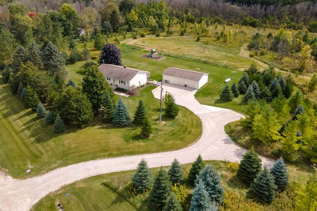 W4809 State Highway 32, Rhine, WI 53020 (#1762768) :: OneTrust Real Estate