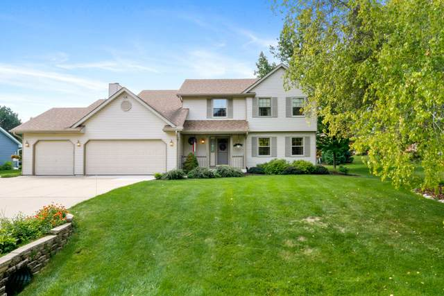 405 Smythe Dr, Williams Bay, WI 53191 (#1762769) :: RE/MAX Service First