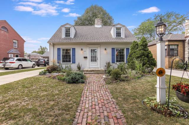 822 Russet St, Racine, WI 53405 (#1762803) :: EXIT Realty XL