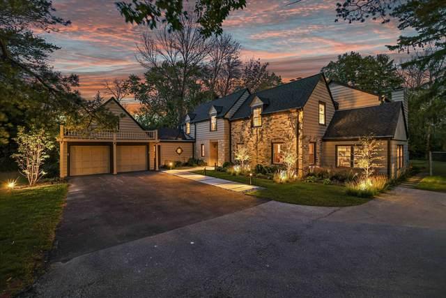 7606 N Lake Dr, Fox Point, WI 53217 (#1763252) :: Tom Didier Real Estate Team