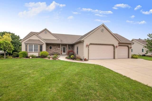 N64W15780 Wildflower Dr, Menomonee Falls, WI 53051 (#1763261) :: OneTrust Real Estate