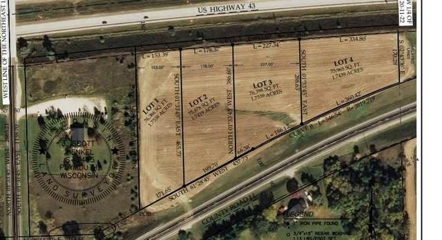 Lt1 County Road Ll, Port Washington, WI 53074 (#1763313) :: Tom Didier Real Estate Team