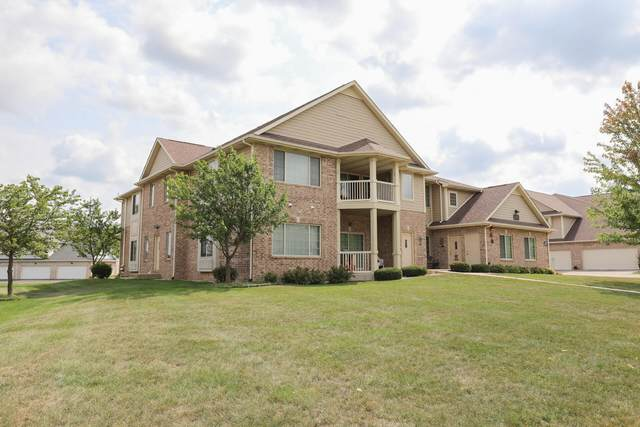 9285 66th Ave #23, Pleasant Prairie, WI 53158 (#1763333) :: Re/Max Leading Edge, The Fabiano Group
