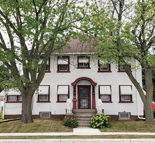 5801 S 108th St, Hales Corners, WI 53130 (#1763393) :: RE/MAX Service First