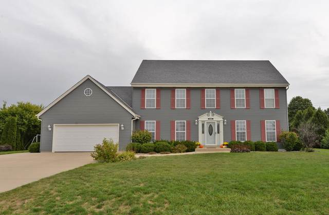 3803 Greenway Ln, Caledonia, WI 53406 (#1763394) :: EXIT Realty XL