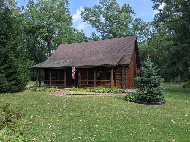 7111 E Foxhollow Rd, Turtle, WI 53525 (#1763421) :: EXIT Realty XL