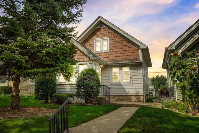 6608 W Moltke Ave, Milwaukee, WI 53210 (#1763604) :: EXIT Realty XL