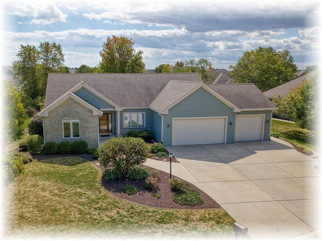 6411 Bald Eagle Rd, Mount Pleasant, WI 53406 (#1763750) :: EXIT Realty XL