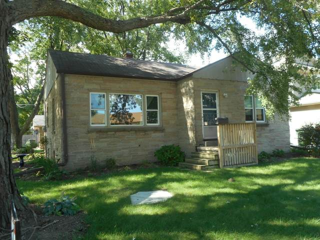 1037 S 119th St, West Allis, WI 53214 (#1764047) :: EXIT Realty XL