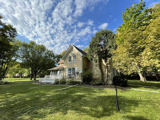 N3991 State Road 89, Jefferson, WI 53549 (#1764080) :: OneTrust Real Estate