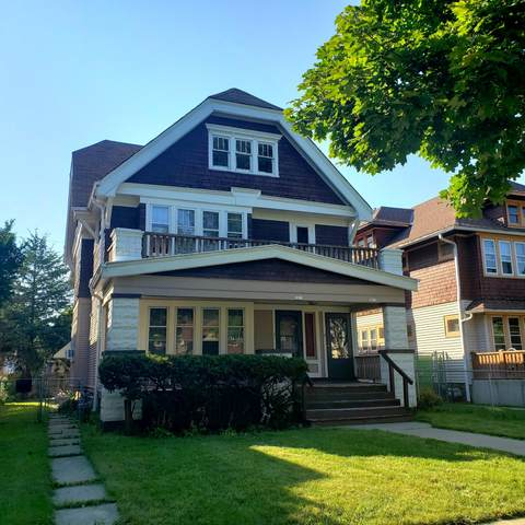 2813, 2815 N 45th, Milwaukee, WI 53210 (#1764084) :: OneTrust Real Estate
