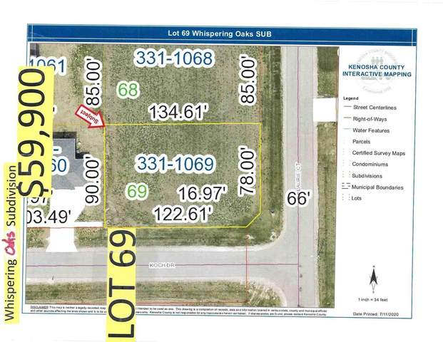 Lt69 Laurie Ct, Twin Lakes, WI 53181 (#1764112) :: RE/MAX Service First