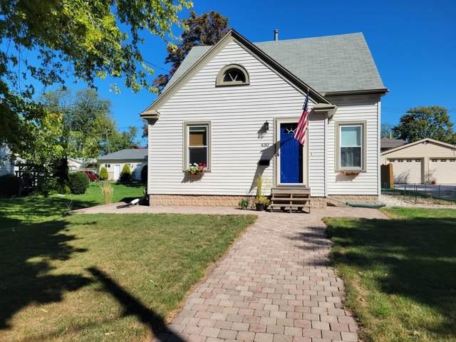 430 N Montgomery St, Port Washington, WI 53074 (#1764167) :: Keller Williams Realty - Milwaukee Southwest