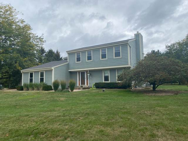 N69W26836 Hickory Chasm Dr, Lisbon, WI 53089 (#1764420) :: Re/Max Leading Edge, The Fabiano Group