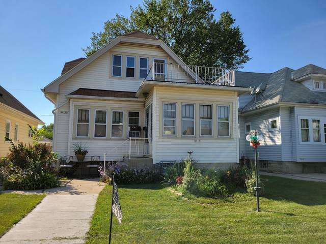 4619 N 42nd St 4619A, Milwaukee, WI 53209 (#1764429) :: EXIT Realty XL