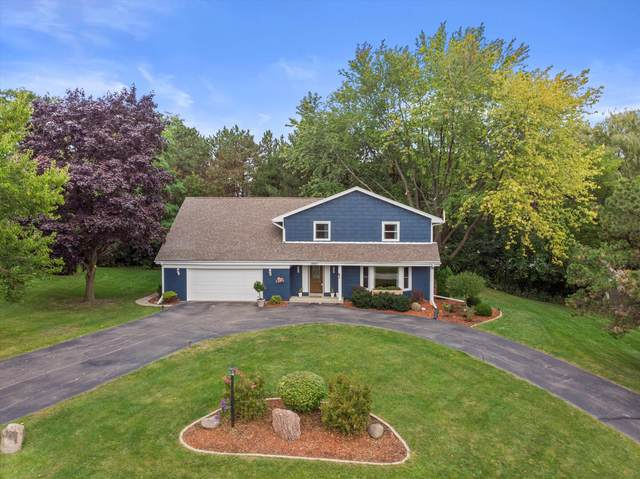 13620 Forest Grove Ln, Brookfield, WI 53005 (#1764591) :: EXIT Realty XL