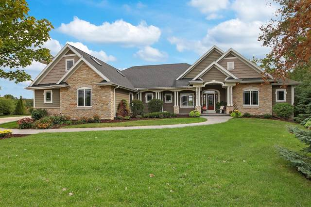 11315 232nd Avenue, Salem Lakes, WI 53179 (#1764690) :: RE/MAX Service First