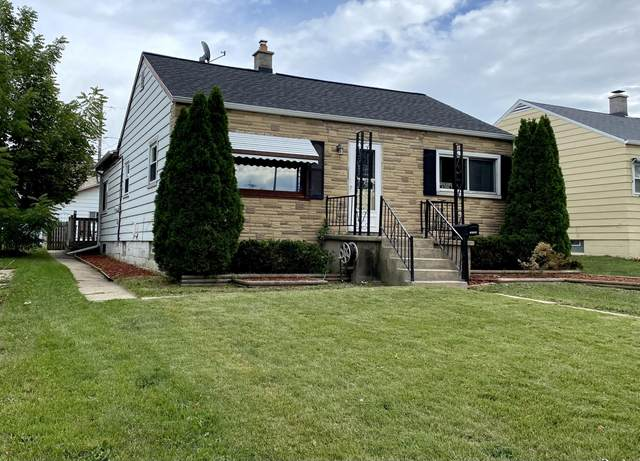 3336 S 20th St, Milwaukee, WI 53215 (#1764766) :: EXIT Realty XL